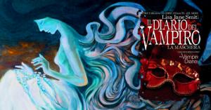 Recensione: Il Diario del Vampiro -  La Maschera di Lisa J. Smith