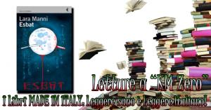 """Libri a """"Km 0"""": Esbat di Lara Manni"""