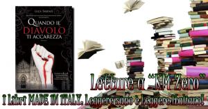 """Libri a """"Km 0"""": Quando il diavolo ti accarezza di Luca Tarenzi"""