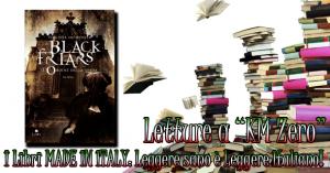 """Libri a """"Km 0"""": Black Friars - L'ordine della spada di Virginia de Winter"""