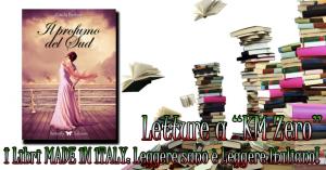 """Libri a """"Km 0"""": Il profumo del sud di Linda Bertasi"""
