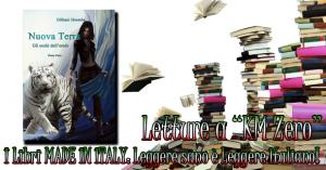 """Libri a """"Km 0"""": Nuova Terra – Volume Primo di Dilhani Heemba"""