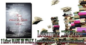 """Libri a """"Km 0"""": Nora e il bacio di Giuda di Monica Portiero"""