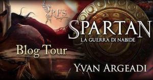 BLOG TOUR: Spartan - Atto Primo - Terza Tappa [La Società Cittadina]