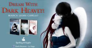 BlogTour: Dark Heaven - Il bacio proibito [Nascono prima le storie o i personaggi?]