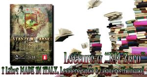 """Libri a """"Km 0"""": Stanze di Carne di Alessio Gradogna"""