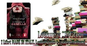 """Libri a """"Km 0"""": La passione di Ornella di Nina Vanigli"""
