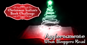 Christmas Italian's Book Challenge: what bloggers read
