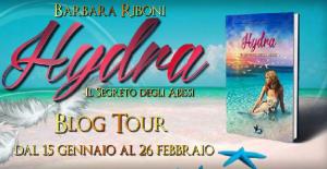 BLOG TOUR: Hydra di Barbara Riboni