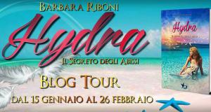 BLOG TOUR: Hydra di Barbara Riboni -Quarta Tappa [I luoghidiHydra]