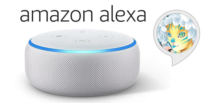 Sono sbarcata su Alexa