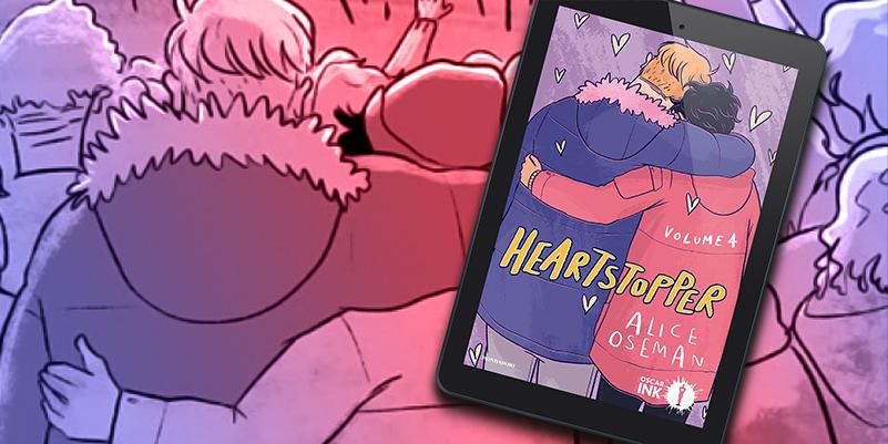 Heartstopper (volume 4)